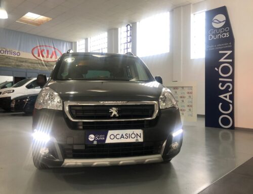 PEUGEOT PARTNER OUTDOOR Bluehdi 100cv diesel