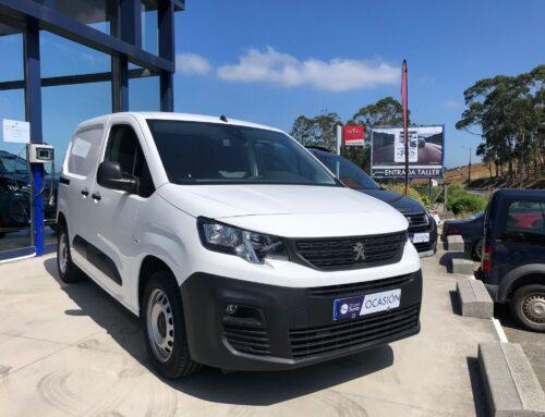 PEUGEOT Partner furgon pro  bluehdi 100cv Diesel