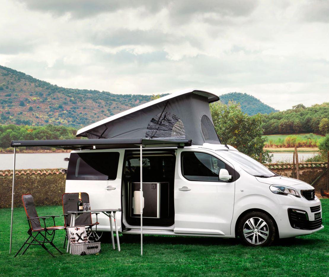 Camper traveller