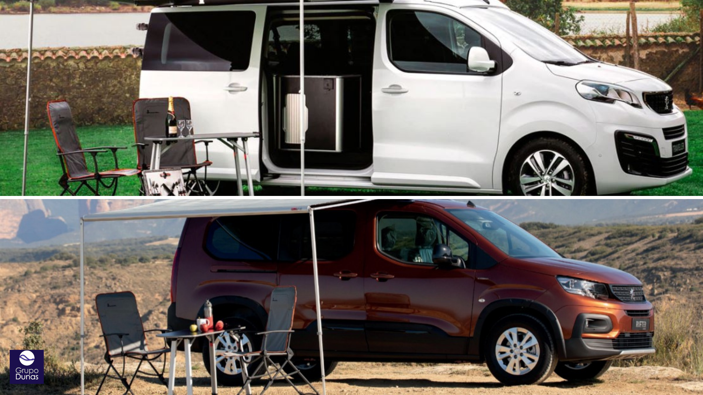 Peugeot Camper Car